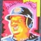 1995 Donruss Diamond Kings Kevin Seitzer #DK13 Brewers
