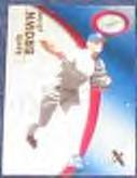 2001 Fleer eX Kevin Brown #89 Dodgers