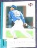 01 UD Reserve Rafael Palmeiro #43 Rangers