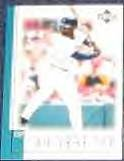 01 UD Reserve Carl Everett #52 Red Sox