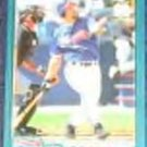 2001 Topps Traded Ken Caminiti #T8 Braves