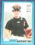 2001 Topps Traded John Buck #T216 Astros