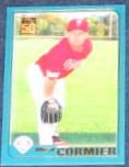 2001 Topps Traded Rheal Cormier #T12 Phillies