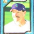 2001 Topps Traded Manager Bob Brenly #T147 Diamondbacks