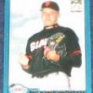 2001 Topps Traded Kurt Ainsworth #T152 Giants
