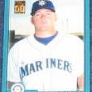 2001 Topps Traded Ryan Christianson #T158 Mariners