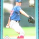 2001 Topps Traded Chris Russ #T252 Rangers
