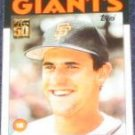 2001 Topps Traded Will Clark #24T Giants