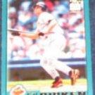 2001 Topps Cal Ripken Jr. #1 Orioles