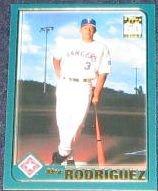 2001 Topps Alex Rodriguez #612 Rangers