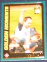 2001 Topps Golden Moments Nolan Ryan #785 Rangers