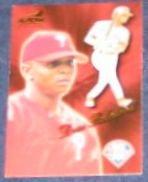 1999 Pacific Aurora Desi Relaford #142 Phillies