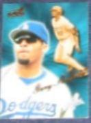 1999 Pacific Aurora Gary Sheffield #96 Dodgers