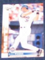 2002 Leaf Mike Piazza #86 Mets