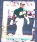 2002 Leaf Miguel Tejada #37 Athletics