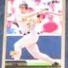 2000 Topps Ed Sprague #83 Pirates