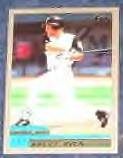2000 Topps Bruce Aven #79 Marlins