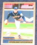 2000 Topps Sterling Hitchcock #24 Padres