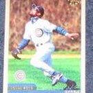 2000 Topps Lance Johnson #157 Cubs