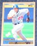 2000 Topps Eric Karros #33 Dodgers