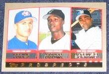 2000 Topps Prospects Lopez/Ozuna/Soriano #203