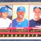2000 Topps Prospects Brown/Patterson/Berkman #207