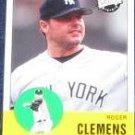 2001 Upper Deck Vintage Roger Clemens #160 Yankees