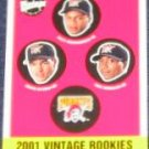 2001 Upper Deck Vintage Rookies #368 Pirates