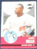 2001 Upper Deck Vintage Albert Belle #73 Orioles