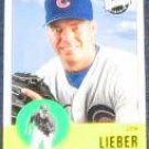 2001 Upper Deck Vintage Jon Lieber #212 Cubs