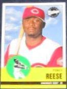 2001 Upper Deck Vintage Pokey Reese #320 Reds