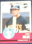2001 Upper Deck Vintage Brian Giles #309 Pirates