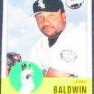 2001 Upper Deck Vintage James Baldwin #140 White Sox