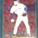 2001 Topps Chrome Tim Wakefield #545 Red Sox