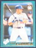 2001 Topps Traded Paul LoDuca #T92 Dodgers