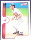 2002 Upper Deck Victory Brady Anderson #75 Indians
