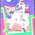 93 UD Fun Pk David Justice #64 Braves