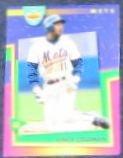 93 UD Fun Pk Vince Coleman #125 Mets