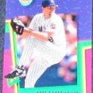 93 UD Fun Pk Bret Saberhagen #129 Mets