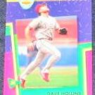 93 UD Fun Pk Dave Hollins #145 Phillies