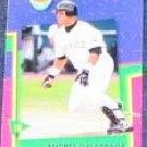 93 UD Fun Pk Andres Galarraga #176 Rockies