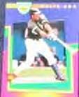 93 UD Fun Pk George Bell #198 White Sox