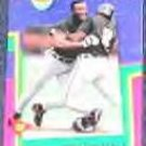 93 UD Fun Pk Mike Devereaux #132 Orioles