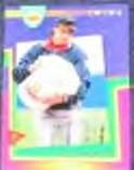 93 UD Fun Pk Scott Erickson #192 Twins