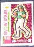 93 UD Fun Pk Glow Stars Mark McGwire #48 Athletics