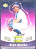 93 UD Fun Pk Mike Piazza #6 Dodgers