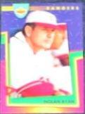 93 UD Fun Pk Nolan Ryan #160 Rangers