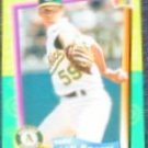 94 UD Fun Pk Todd Van Poppel #59 Athletics
