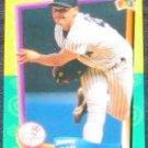 94 UD Fun Pk Jimmy Key #165 Yankees