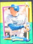 94 UD Fun Pk Orel Hershiser #155 Dodgers